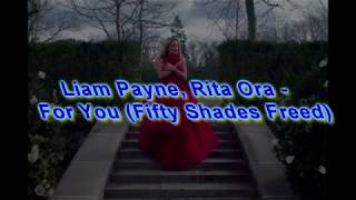 Download Lagu Liam Payne, Rita Ora - For You (Fifty Shades Freed) Lyrics + polskie napisy Gratis STAFABAND