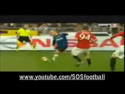AS Roma vs Inter Milan 2-1 Ful Highlights and Goals 27/03/2010
