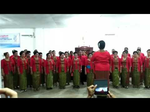 Lagu Mars Palembang Jaya