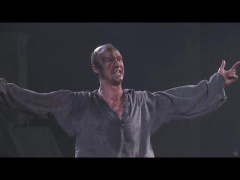 Benedict Cumberbatch's Freaky 'Frankenstein' Makeover
