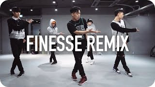Download Lagu Finesse Remix - Bruno Mars / Koosung Jung Choreography Gratis STAFABAND