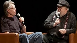 George RR Martin and Stephen King on the Nature of Evil