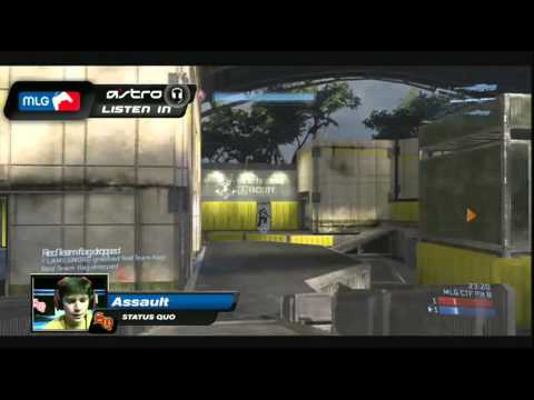 MLG Dallas 2010 Nationals ♦ Championship Match ♦ Final Boss vs Status Quo ♦ Part 2