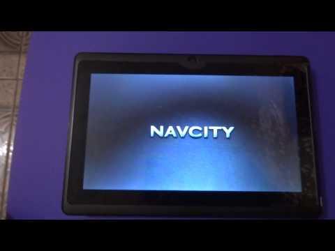 Preciso de ajuda com o tablet Navcity NT-1710