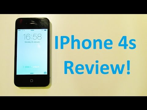 IPhone 4s Review!