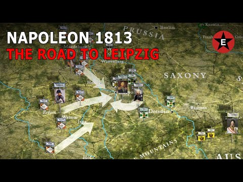 Napoleon 1813: The Road to Leipzig