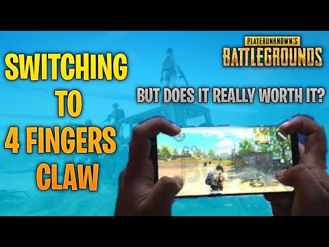 SWITCHING TO 4 FINGERS CLAW!! | INTENSE GAMEPLAY | PUBG MOBILE