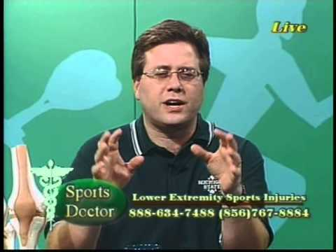 11/06/2003 Sports Doctor with Dr. Anthony Valarie on Lower Extremity Injuries