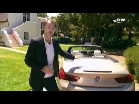 Кабриолет BMW 6 - элегантный спортсмен для элиты