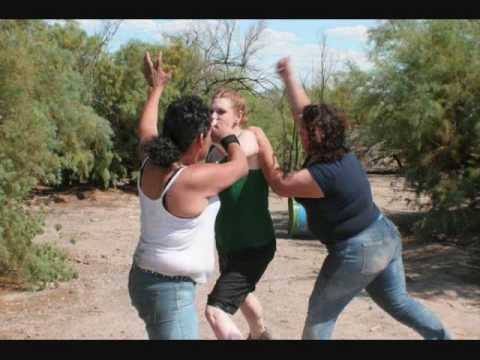 Felony Fights...Queen of the Hood 6