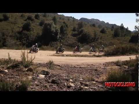 Comparativa Crossover Motociclismo 2012 in Sardegna: parte 2