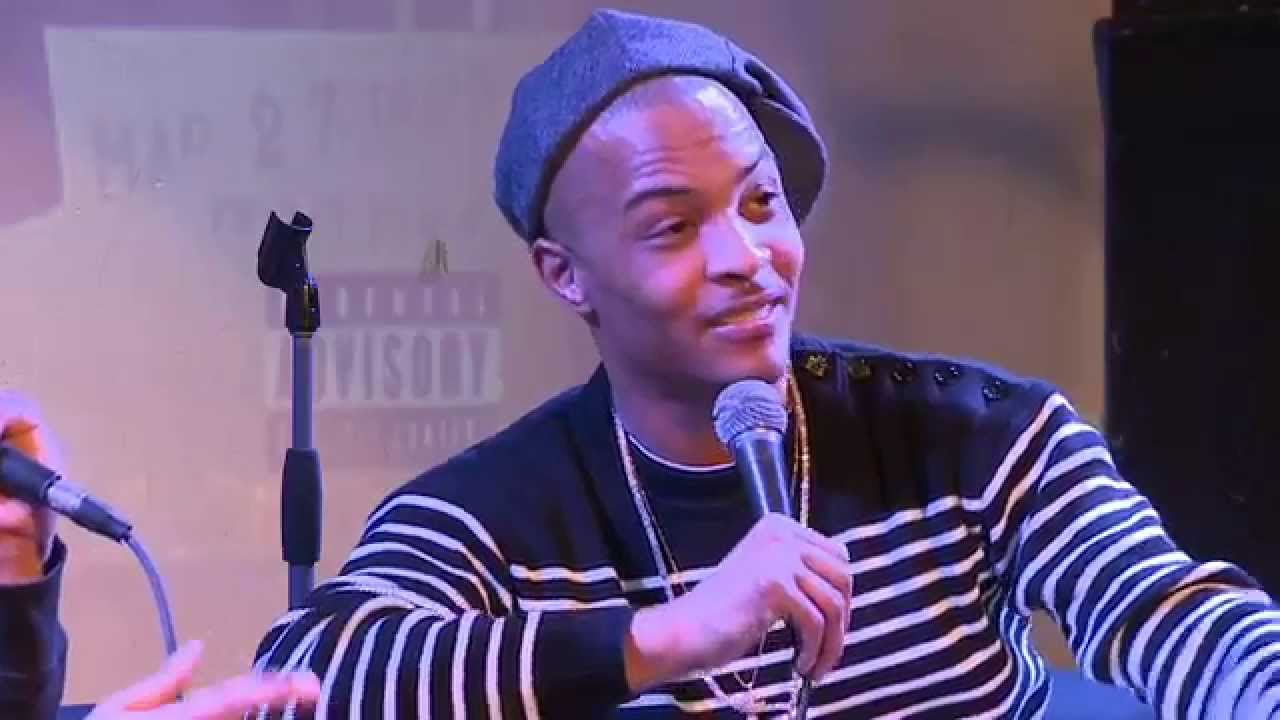 T.I. explains his convo w/ Snoop about Iggy Azalea!