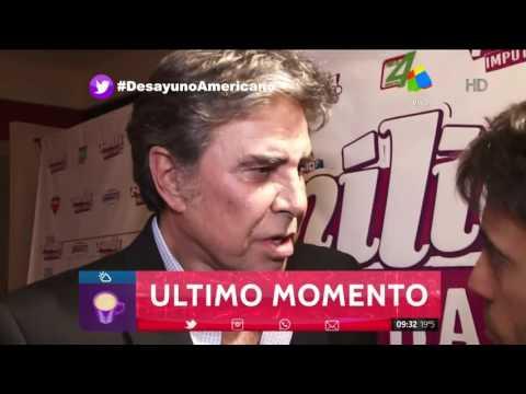 Jorge Martínez sobre Andrea del Boca: Era partidista del oficialismo