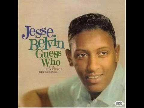 Guess Who - Jesse Belvin