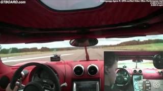 Koenigsegg One:1 Vs. Agera R