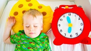 Are You Sleeping Brother John Nursery Rhymes Songs for Kids by Gaby and Alex