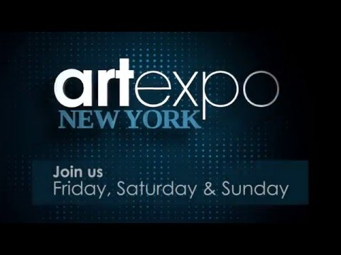 Artexpo New York 2016 - Day 1 Highlights