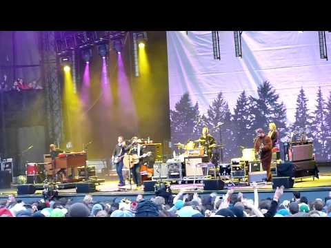 The Decemberists - 5-30-11 - Sasquatch Festival - Calamity Song