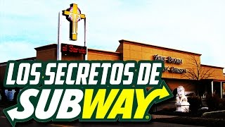 ►Los Secretos De Subway | Restaurante En Una Iglesia?