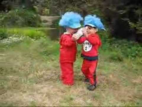 thing 1 thing 2. Dr. Seuss Thing 1 Thing 2 at