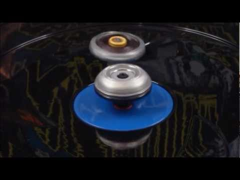 Beyblade BB-120 Ultimate Beyta Stadium Review et Super Test HD!