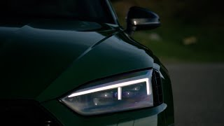 AUDI RS5 Coupe 2018 - Хищник