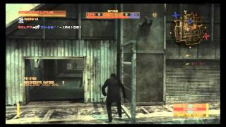 MGO - RagNaroK vs Low Gravity G.G BASE