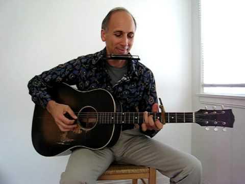 Elijah Wald plays