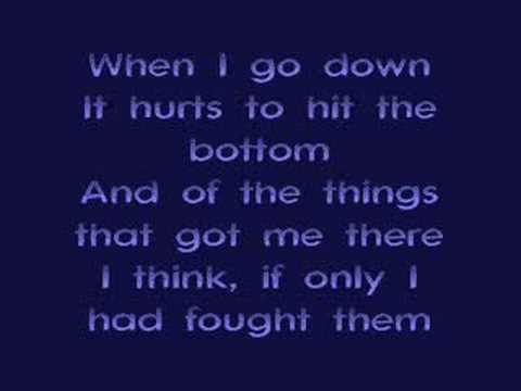 Relient K- When I Go Down
