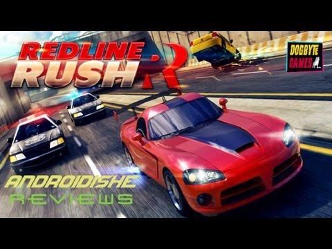 Redline Rush На Андроид 2.0