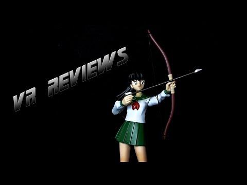 VR Reviews: InuYasha- Series 1 Kagome Review