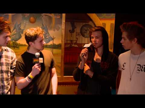 5 Seconds of Summer EXCLUSIVE BACKSTAGE INTERVIEW - The Kidd Kraddick Morning Show