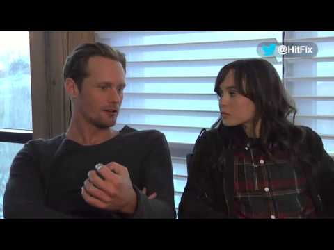 The East - Interview with Ellen Page and Alexander Skarsgard at Sundance 2013
