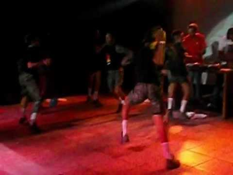 Cia Kebre Dance Compet Malibu Beer
