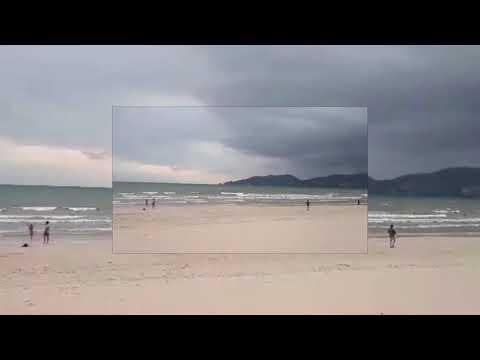 Tropensturm PABUK im Südosten Thailand angekommen! Phuket noch ruhig