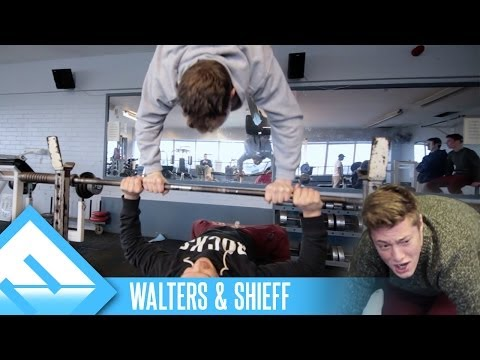 Do You Even Lift? | Walters &amp; Shieff (ep. 5)
