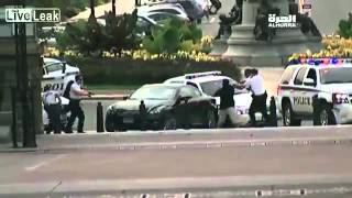 Police Shooting on Capitol Hill Caught on Camera