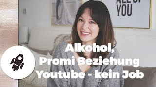Alkohol, Promi Beziehung, Youtube - kein richtiger Job? I TGIRF by Nela Lee