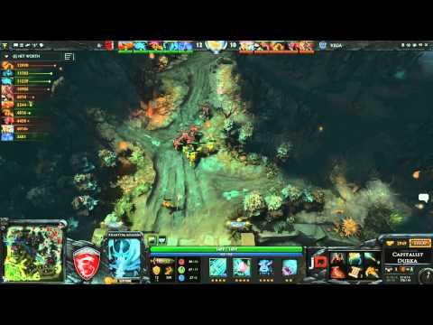 Komanda Minus vs Vega - MSI Dragon Battle Semi-Final - @DotaCapitalist @DurkaDota