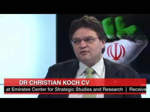 GRC Interview with Dukascopy TV about the Iran economic situation, October 15, 2012