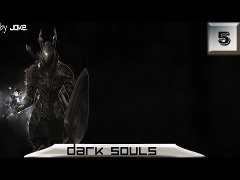 Dark Souls - прохождение на русском. Капра-демон. [#5]