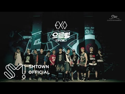 EXO_으르렁 (Growl)_Music Video Teaser (Korean ver.)