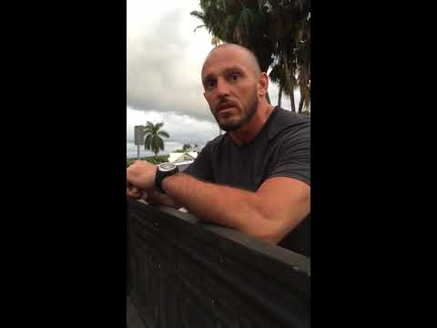 Mike Dolce Exclusive Two Weeks Before Fight Night