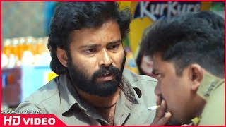 Attakathi - Thirudan Police Tamil Movie - Attakathi Dinesh and Balasaravanan Comedy