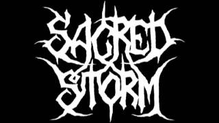 Sacred Storm - Nuclear Flying Crystals