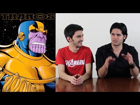 "Who Is THANOS? (AKA ""Purple Smiling Guy"")"