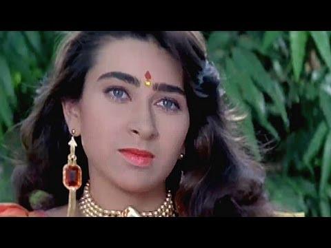 Aa Aa Eee Oo Oo Ooo - Govinda, Karishma, Raja Babu Song video