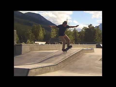 New Line and Kitsch: Skatepark Sundays #11 - Banff, AB