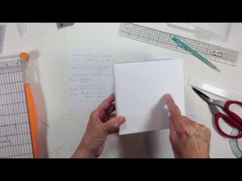 Pocket Page Mini Album Tutorial Series Part 3