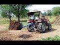 Tractor Dump Machinery Agriculture Technology Of INDIA Farm Equipment Farmer